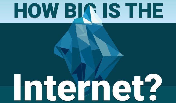 Cat de imens e internetul?